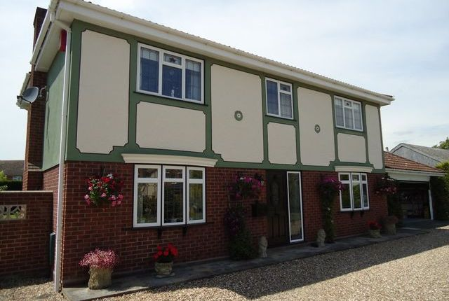 Thumbnail Detached house to rent in Mersea Road, Abberton, Colchester, Essex