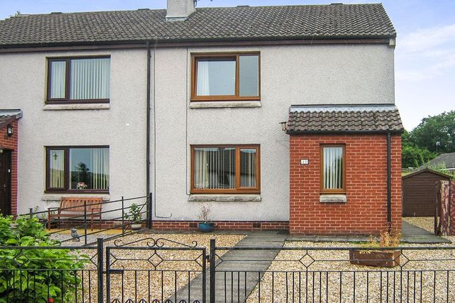 Thumbnail Semi-detached house to rent in Buccleuch Crescent, Thornhill