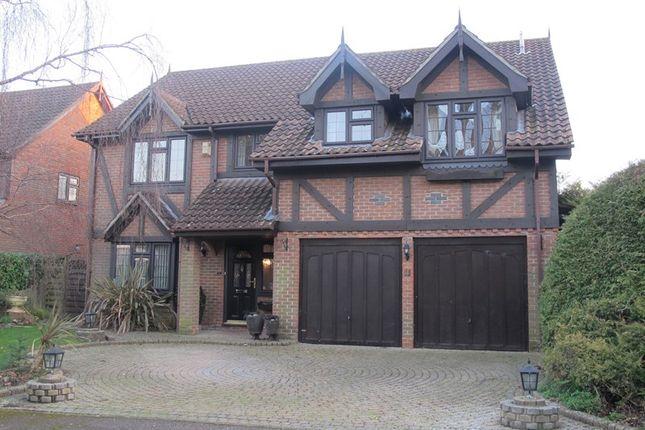 Thumbnail Detached house for sale in Brookmeadow, Fareham