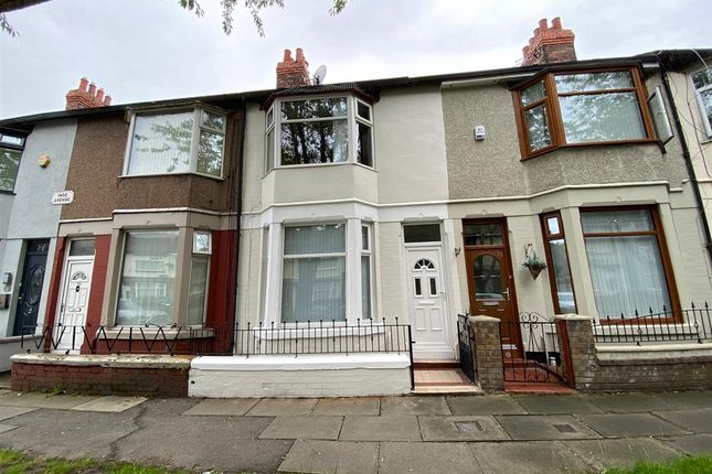 Thumbnail Terraced house to rent in Ince Avenue, Anfield, Liverpool