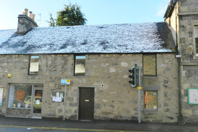 Thumbnail Flat for sale in King Street, Kingussie