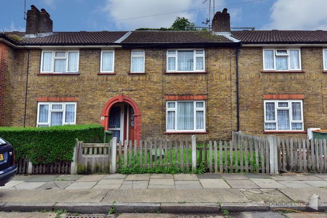 Thumbnail Terraced house for sale in St. Quintin Road, London
