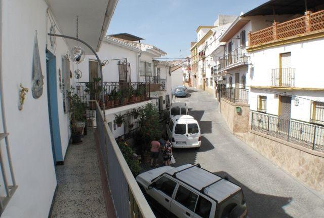 Streetview of Spain, Málaga, Benamocarra