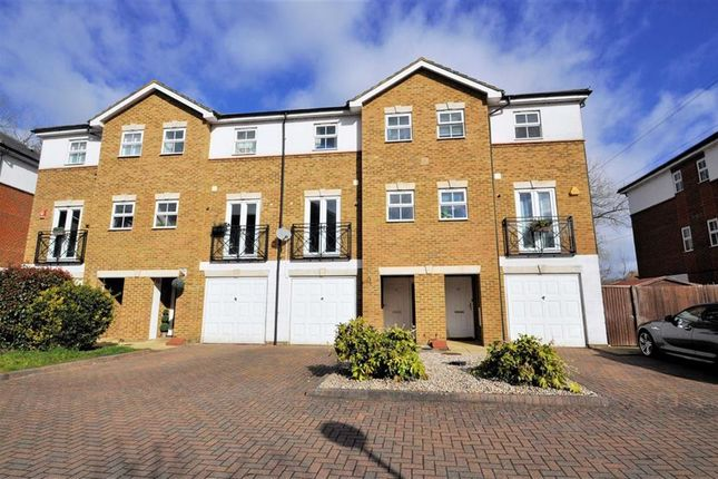 Thumbnail Town house for sale in Old Mill Place, Wraysbury, Berkshire