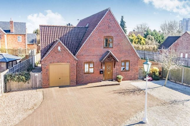 Thumbnail Bungalow for sale in Burton Road, Lincoln