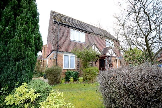 Thumbnail Terraced house for sale in Angora Way, Fleet, Hampshire
