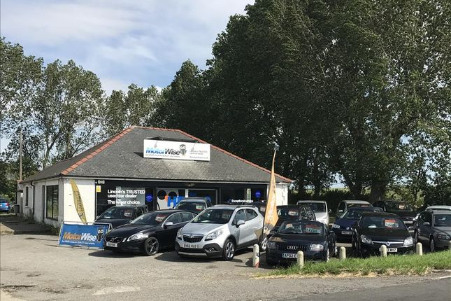 Thumbnail Commercial property for sale in Lincoln Road, Dunholme, Lincoln