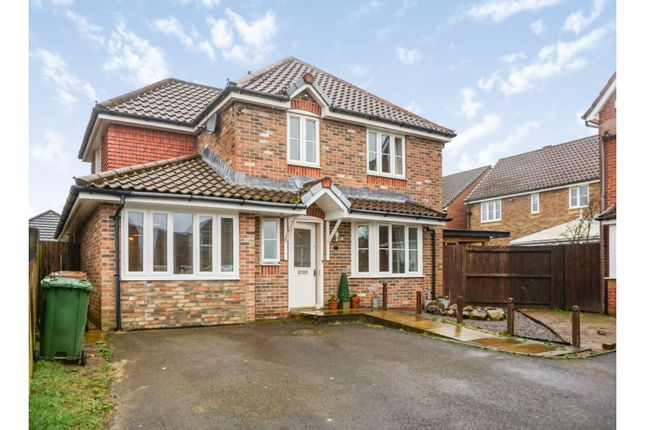 Thumbnail Detached house for sale in Clos Coed Bach, Blackwood
