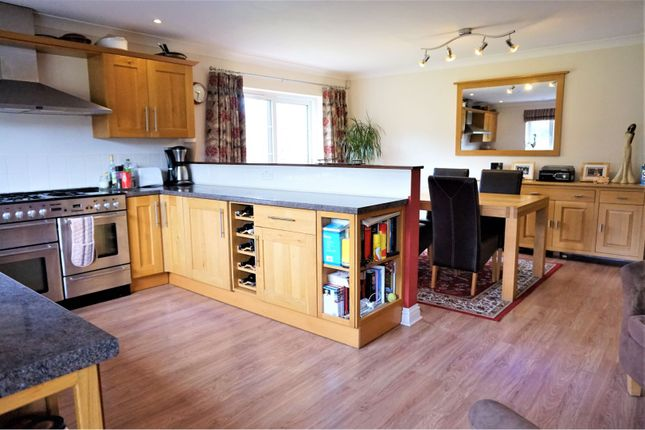 Thumbnail Semi-detached house for sale in The Green, Millom