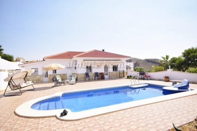 3 bed villa for sale in Villa Santorini, Zurgena, Almeria