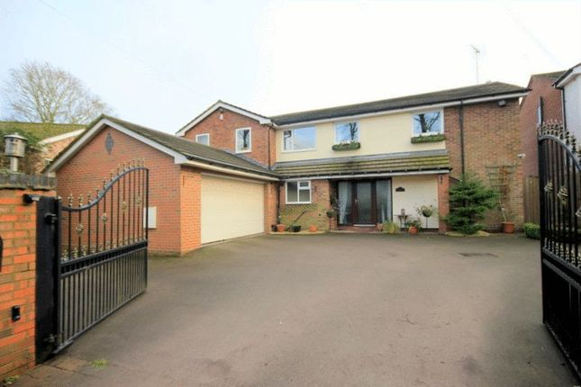 Thumbnail Detached house for sale in Aynsleys Drive, Blythe Bridge, Stoke-On-Trent