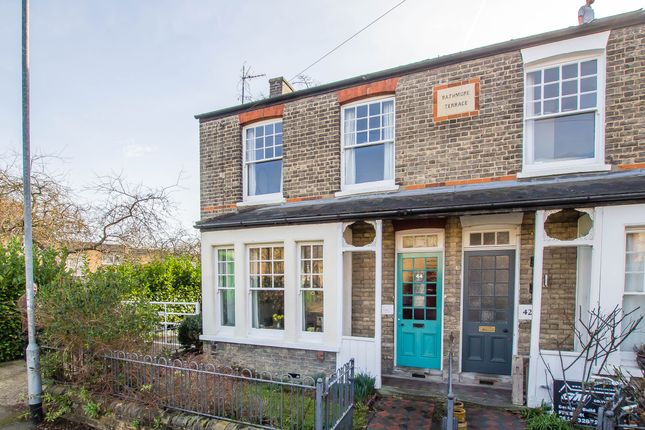 Thumbnail End terrace house for sale in Rathmore Road, Cambridge
