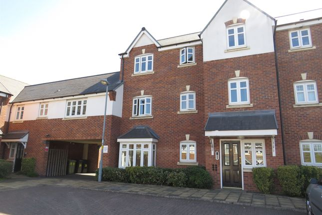 Thumbnail Flat for sale in Cardinal Close, Edgbaston, Birmingham