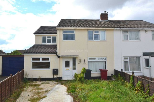Thumbnail Semi-detached house to rent in Alandale Close, Reading