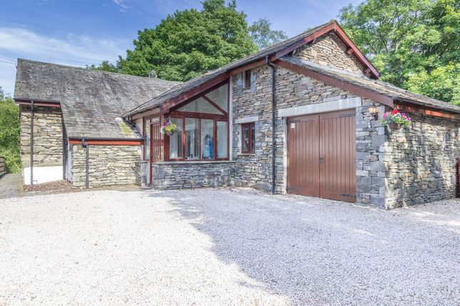Thumbnail Barn conversion for sale in Old Brown Howe Barn, Water Yeat, Ulverston