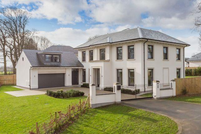 Thumbnail Detached house for sale in 9 Aldcliffe Hall Drive, Aldcliffe, Lancaster