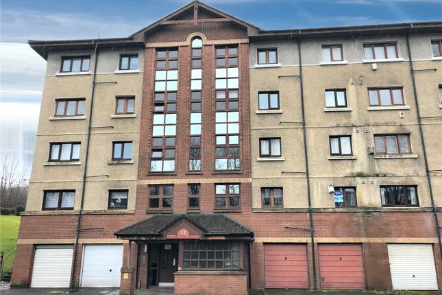 External of G/2, Ratho Drive, Glasgow G21