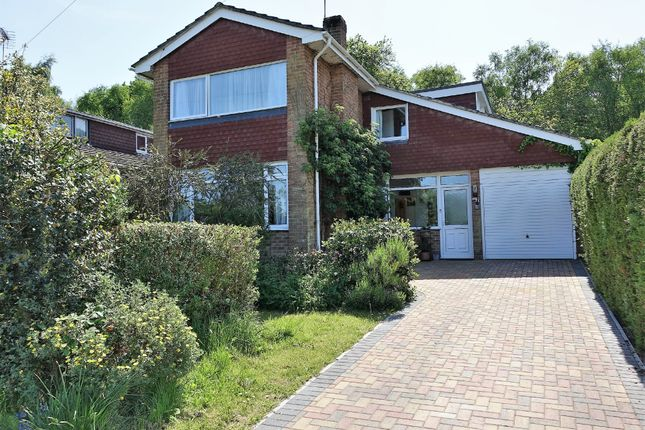 Thumbnail Detached house for sale in Curlew Drive, Hythe, Southampton