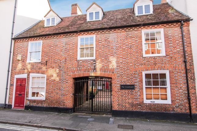 Thumbnail Flat for sale in 8 The Courtyard, Lombard Street, Abingdon