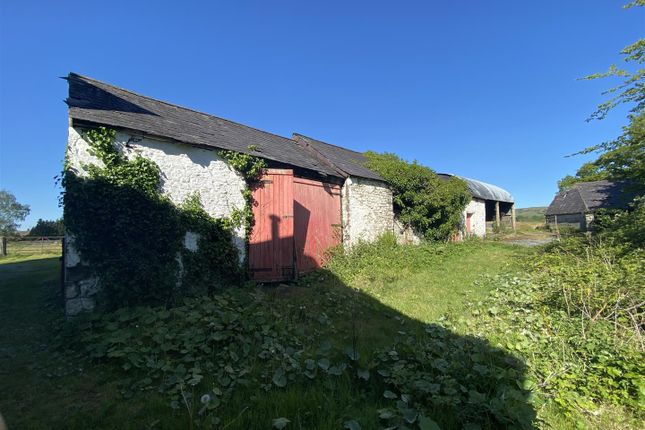 Thumbnail Barn conversion for sale in Llansadwrn, Llanwrda