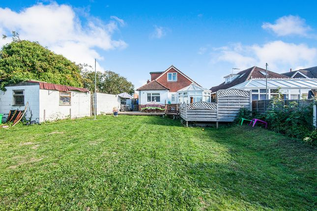Thumbnail Bungalow for sale in St. Monica Road, Southampton