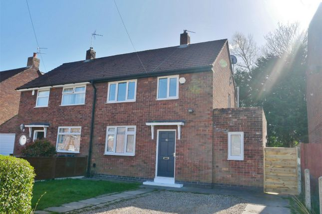 Thumbnail Semi-detached house for sale in Don Avenue, Dringhouses, York