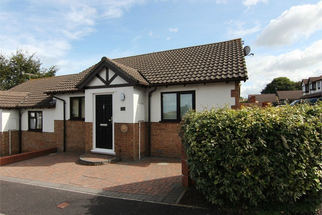 Thumbnail Semi-detached bungalow for sale in Hamwood Close, Weston-Super-Mare