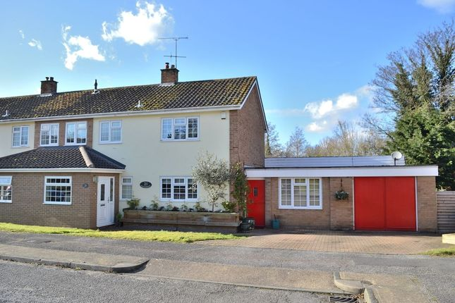 Thumbnail Semi-detached house for sale in Hawkenbury, Harlow