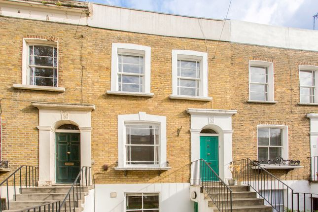 Thumbnail Terraced house to rent in Cephas Avenue, London