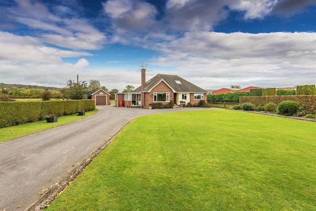 Thumbnail Detached house for sale in Llanymynech