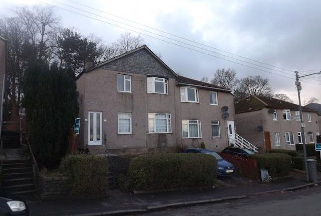 Thumbnail Flat to rent in Glencroft Road, Croftfoot, Glasgow