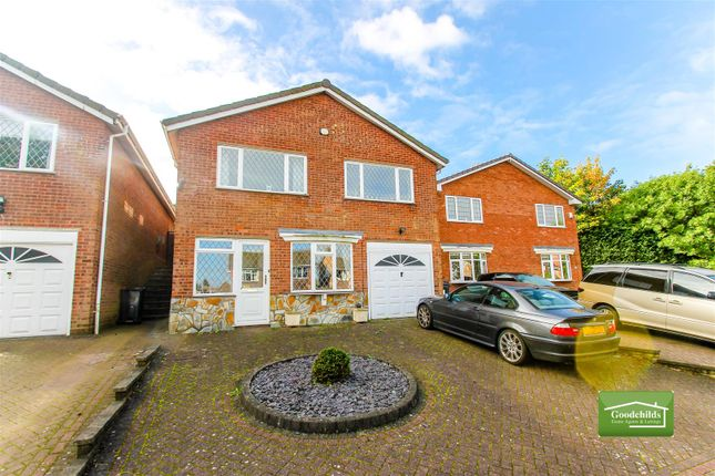 Thumbnail Detached house for sale in Milcote Drive, Sutton Coldfield