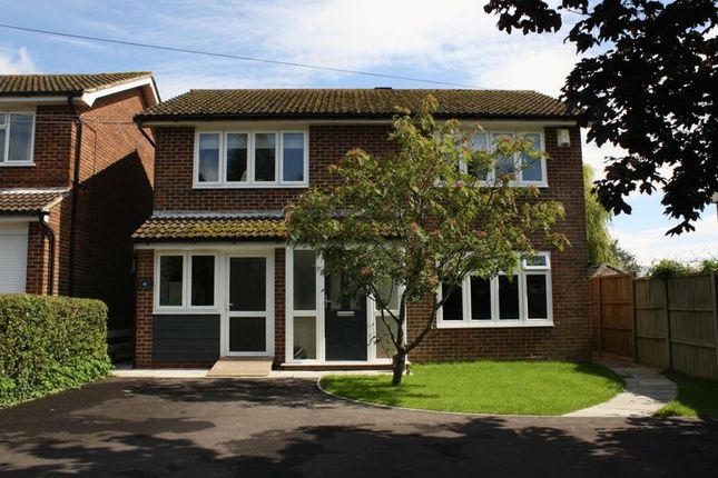 4 bed detached house for sale in Bull Lane, Waltham Chase, Southampton