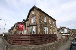 Thumbnail Flat to rent in Ash Street, Ilkley