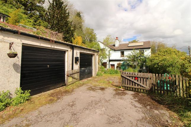 Thumbnail Detached house for sale in Sunnyside Cottage, Mynyddbach, Chepstow