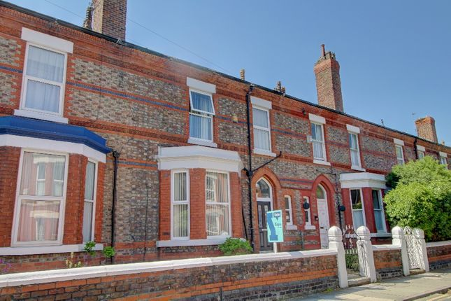 Thumbnail Terraced house for sale in Neville Road, Waterloo, Liverpool