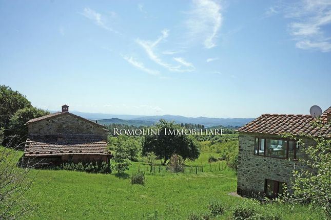 Old Farmhouse With Annex For Sale Anghiari