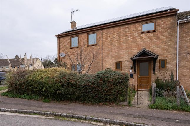Thumbnail Terraced house to rent in Sycamore Drive, Carterton