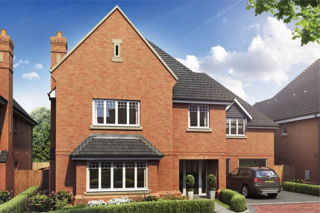 Thumbnail Detached house for sale in Wellington Grove, Epsom Road, Surrey
