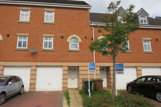 Terraced house for sale in Little Island Drive, Willenhall