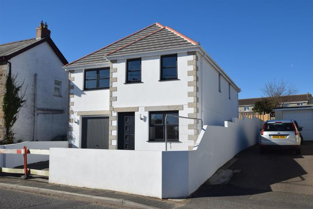 Thumbnail Detached house for sale in Railway Terrace, Carharrack, Redruth