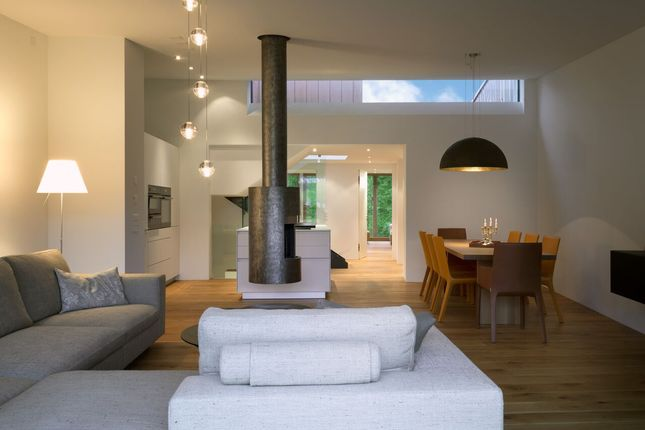 Living Room of Flims - Waldhaus, Grisons, Switzerland