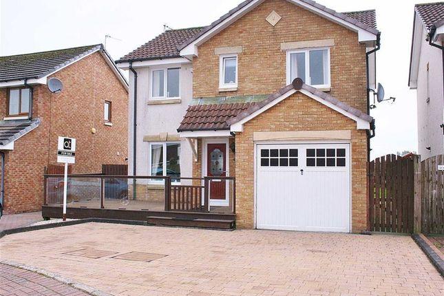 Thumbnail Detached house for sale in Ardgay Drive, Bonnybridge, Stirlingshire
