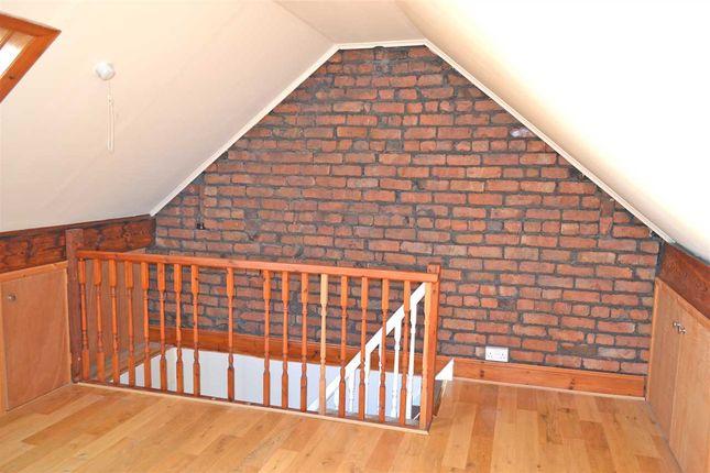Loft Room of Africa Gardens, Heath/Gabalfa, Cardiff CF14