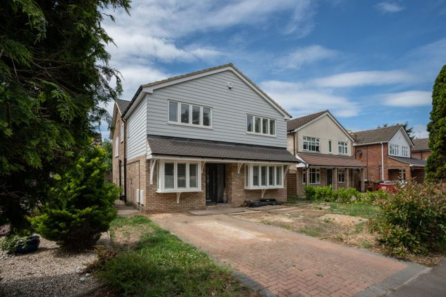 Thumbnail Detached house for sale in Ware Road, Hoddesdon