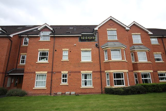 Thumbnail Flat for sale in Hardy Court, Barbourne, Worcester