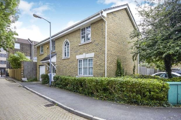 Thumbnail Detached house for sale in Chestnut Close, New Cross, London