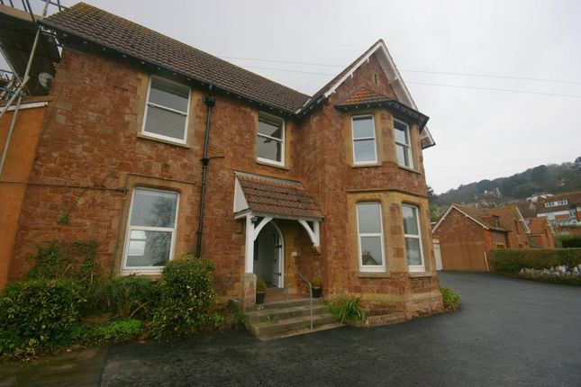 Thumbnail Flat to rent in Martlet Road, Minehead