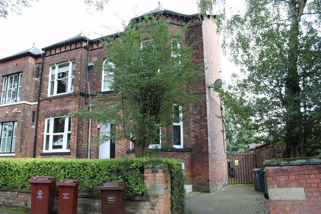 External of Clifton Avenue, Fallowfield, Manchester M14