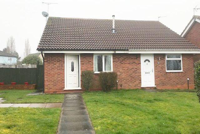 1 bed bungalow to rent in Logan Close, Wolverhampton WV10